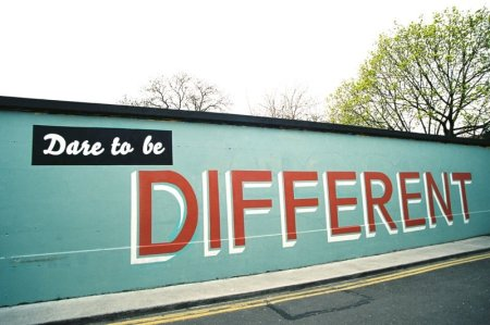 Maser- Dare to be different