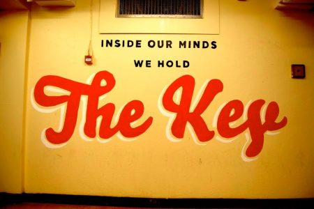Maser - Inside our minds we hold the key