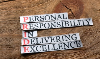 pride acronym concept